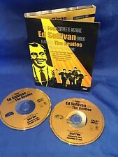 ED SULLIVAN SHOW Featuring THE BEATLES Four Complete Shows 2 DVD Set