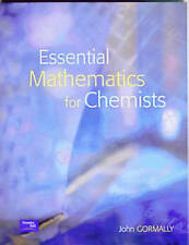 Essential Mathematics for Chemists, Gormally, John, Used; Very Good Book