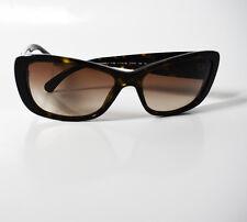 Authentic Chanel 5186 Sunglasses Brown Tortoise Frame Brown Gradient Lenses