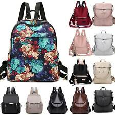 Women Backpack Fashion Satchel Shoulder Bags Travel Casual College Book School