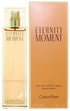 Eternity Moment by Calvin Klein For Men EDP Cologne Spray 1.7oz Shopworn New