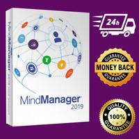 Mindjet MindManager 2019 Lizenz Für 3 PCs - Windows -  Lifetime + Updates