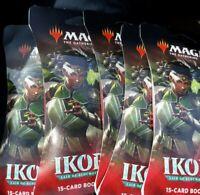 MTG Ikoria Lair of Behemoths. (12)15 card booster packs. Ships same day or next.