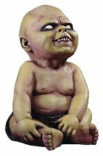 Halloween UGLY LITTLE ZOMBIE BABY FANG TEETH 16 INCH DECOR Prop Haunted House