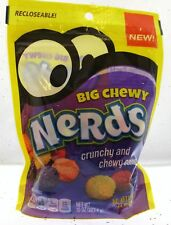 Nerds Big Chewy 10oz  Recloseable Bag Crunchy and Chewy Candy