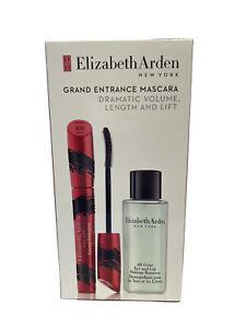 Elizabeth Arden Grand Entrance Mascara & All Gone Make-up remover 2 Pc Gift Set