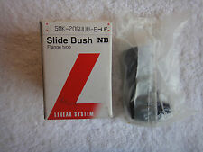 NIB NB Slide Bush Linear Bearing  SMK-20GWUU         SMK-20GWUU-E-LF