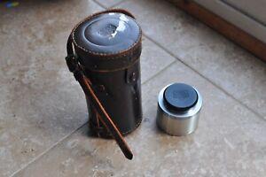 Nikon Hood , Nippon Kogaku cap and filter for Nikon 135mm F3.5 M39 mount lens