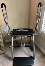 Malibu Pilates Chair with Sculpting HANDLES and 4 DVDs