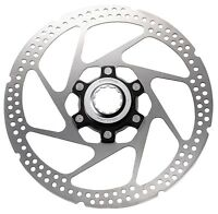 SHIMANO SM-RT53 160mm Disc Rotor with Center Lock Ring, Y60