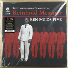 Unauthorized Biography Of Reinhold Me - Folds Five Ben