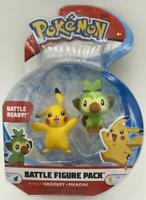 Pokemon Monster Pikachu Munchlax Ouistempo Chimpep Battle Action Figure Toy