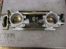 2005 polaris RMK 900 THROTTLE BODIES from running motor #112