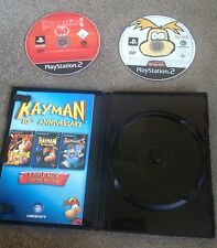 Sony PlayStation 2 Rayman Video Games Rayman M & Rayman 3 1 Disk Missing !