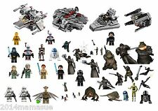 39 PRECUT STAR WARS STAND UP EDIBLE CUPCAKE CAKE SCENE WAFER RICE CARD TOPPERS