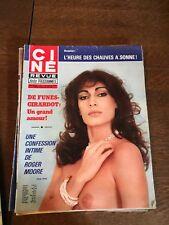 Journal Ciné Revue Annie Papa magazine n°7/année 70/journal vintage