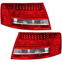 LED Rückleuchten Heckleuchten Set Satz für Audi A6 4F Limousine Bj. 04-08