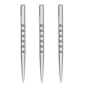 Unicorn Needle Silver 6 Groove Extra Long 40mm Dart Points