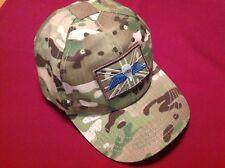 Operators Baseball Cap MTP British Airborne Forces Union Flag