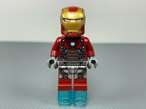 Iron Man Mark 47 Armor Super Heroes Avengers LEGO Minifigure Figure 76083