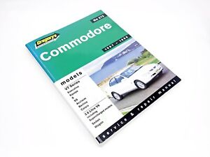 Gregory's 273 Commodore 1997 - 1999 Service Repair Manual VT V6