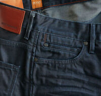 %%% HUGO BOSS Jeans W31/L32,ORANGE24 Barcelona stage 50260782 REGULAR