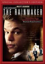 `DAMON,MATT`-RAINMAKER JOHN GRISHAM`S  DVD NEW