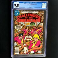 Challengers of the Unknown #82 (DC 1977) 💥 CGC 9.8 💥 HIGHEST - 1 of 7! Comic