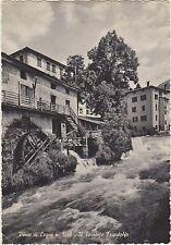 PONTE DI LEGNO - IL TORRENTE FRIGIDOLFO (BRESCIA) 1956