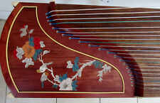 """Guzheng - Authentic DunHuang, Full-sized! 64"""". Brazilian Rosewood, superb sound"""