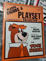 Issue '93 Plastic Figure & Playset Collector Magazine Publication yogi bear