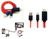 2M MHL USB to HDMI HD TV Adapter Cable for Samsung Galaxy S5 S4 S3 Note3 Tab 3