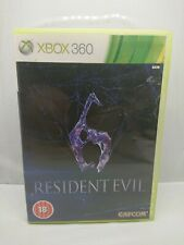 Resident Evil 6 (Xbox 360) PEGI 18+ Adventure: Survival Horror