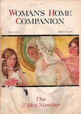 1915 Woman's Home Companion June-Coca Cola; Temple Bailey;Club de Vingt dancing