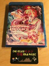 No Game No Life complete collection / NEW anime on Blu-ray from Sentai Filmworks