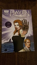 2015 SDCC COMIC CON IDW SYFY HAVEN STEPHEN KING COLORADO KID PROMO COMIC BOOK
