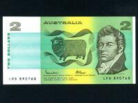 Australia:P-43e,2$,1985 * John MacArthur * UNC *