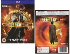 DR WHO 2008+2009+2010 SPECIALS CHRISTMAS+NY+Easter Doctor David Tennant BLU-RAY