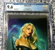 X-Men House of X #1 CGC 9.6 Shannon Maer Virgin Variant 1 of 600 Emma Frost HOT