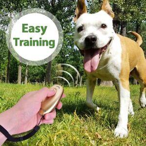 MODUS Ultrasonic Dog Bark Deterrent Device, 2-in-1 Bark Control and Training,