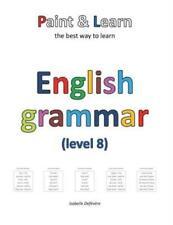 Paint & Learn: English grammar (level 8)