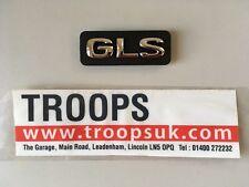 Genuine Vauxhall Omega-B GLS door badge 90491912