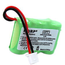 HQRP Battery replacement for BP-20R Dogtra 300M 302M 7000M 7002M Receiver
