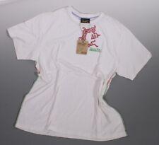 KJ1-37 Wrangler Herren T-Shirt Gr. XXL weiß Logo Rundhals NEU