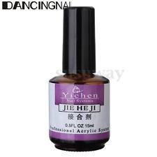 15ml Pro Nail Art Primer Base Gel For Acrylic UV Gel Polish Tips Manicure Tool