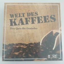 Welt des Kaffees Das Quiz für Genießer