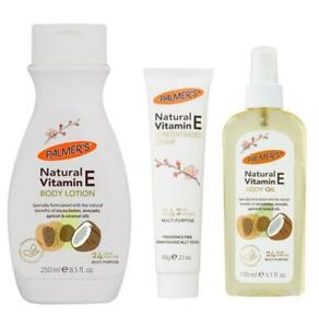 Palmer's Natural Vitamin E Products Range