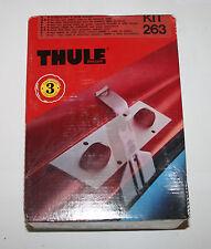THULE Kit 263 Ergänzungssatz für Dachträger Fußsatz Fiat Bravo / Brava (Typ 182)