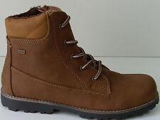 Schuhe für Jungen im Stiefel- & Boots-Stil aus Kunstleder mit Reißverschluss