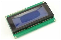 Character Lcd Module Display Lcm 1602 16X2 HD44780 Blue Blacklight New Ic ol